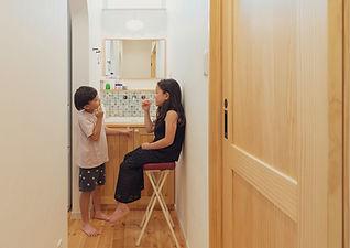 諫早市の工務店スマイフルホームで新築した長崎の可愛い注文住宅イメージ