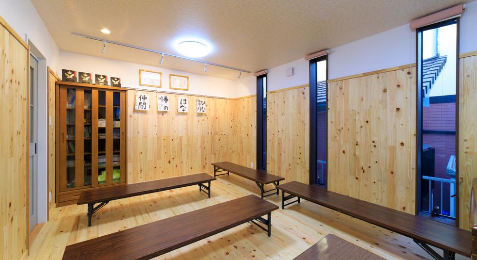 諫早市の工務店スマイフルホームで新築した長崎の注文住宅の習字教室