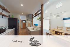 諫早市の工務店スマイフルホームで新築した長崎の注文住宅・カフェ風N様邸