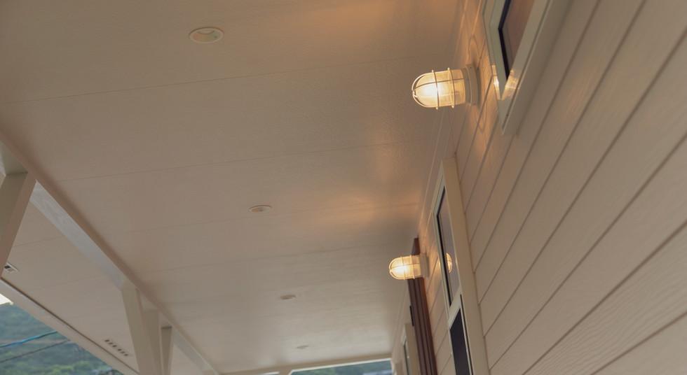 諫早市の工務店スマイフルホームで新築した長崎の注文住宅のマリンランプ