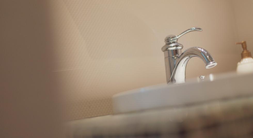 諫早市の工務店スマイフルホームで新築した長崎の注文住宅の水栓