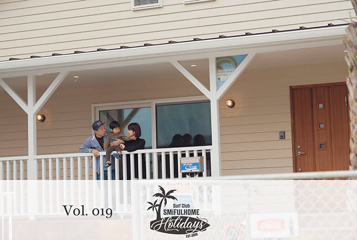 Vol.019 Y邸 Holidays