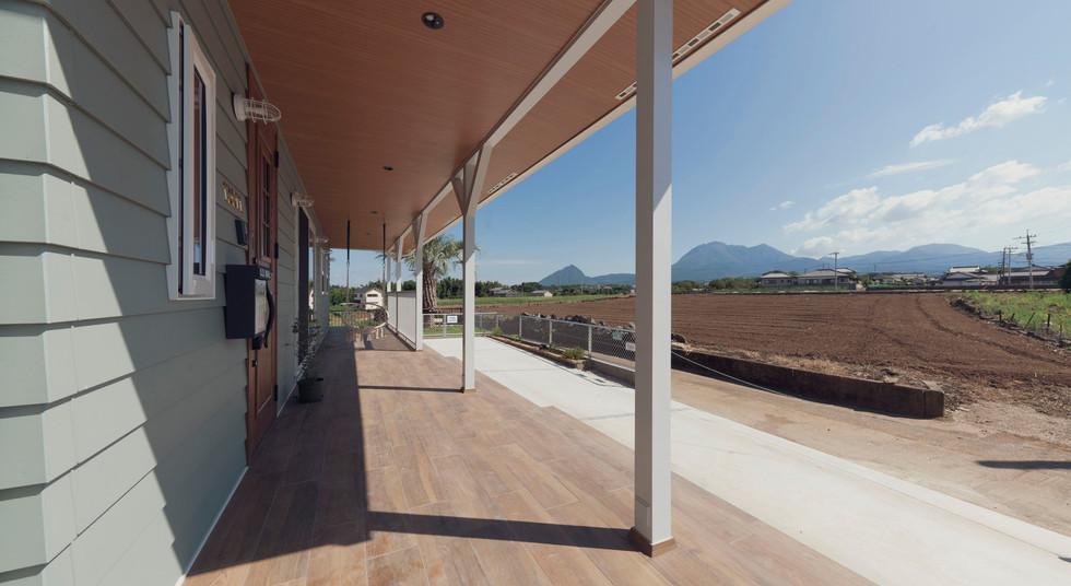 諫早の工務店スマイフルホームで新築した島原の注文住宅の外観
