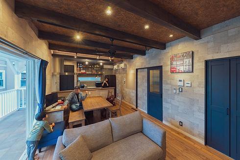 諫早市の工務店スマイフルホームで新築した長崎の注文住宅の内装