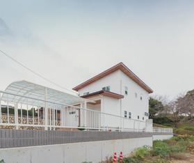 諫早市の工務店スマイフルホームで新築した長崎のクールな注文住宅の外観