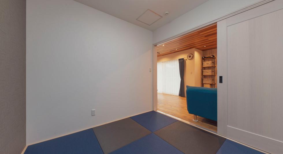 諫早市の工務店スマイフルホームで新築した長崎の注文住宅の和室