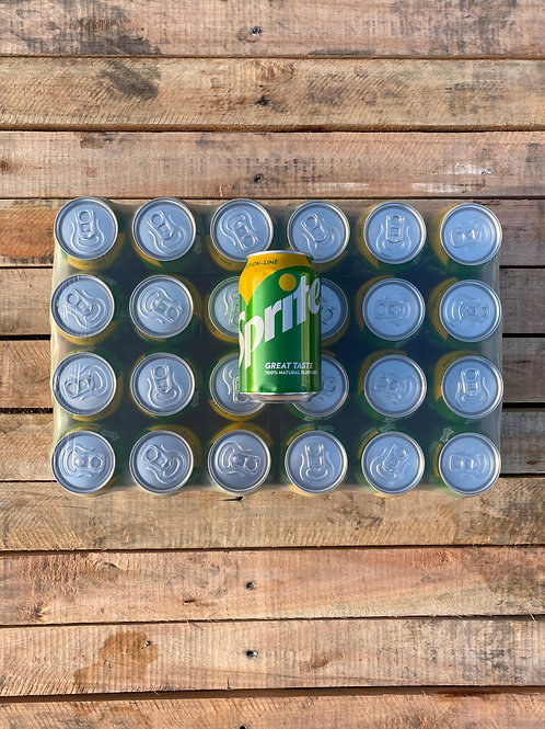 Sprite 330ml Multipack Cans