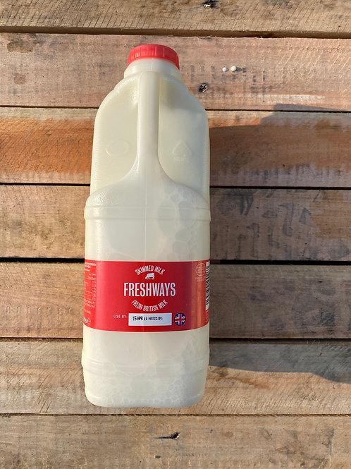 2L Skimmed Milk