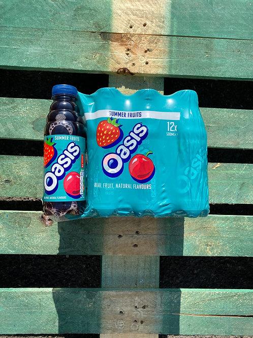 Oasis Summer Fruits 6 x 500ml