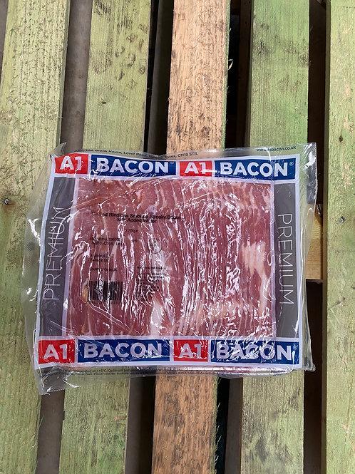 A1 Premium Smoked Streaky Bacon 2.2kg