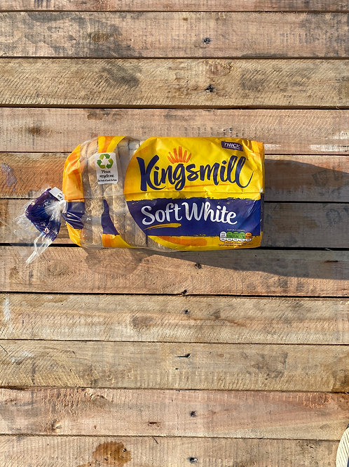 Kingsmill Thick Cut White Loaf