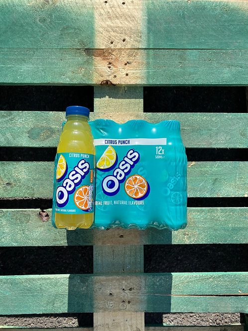 Oasis Citrus Punch 6 x 500ml