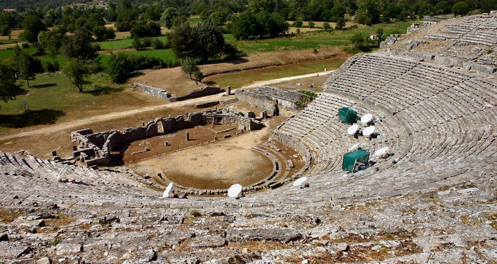 ANCIENT THEATER-DODONI.JPG