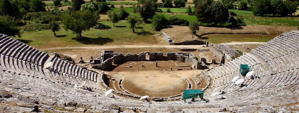 ANCIENT THEATER DODONI.JPG