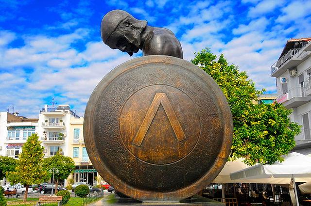 Sparta & Mystras tour