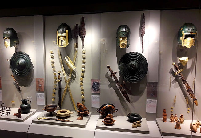 Macedonia Pella Museum