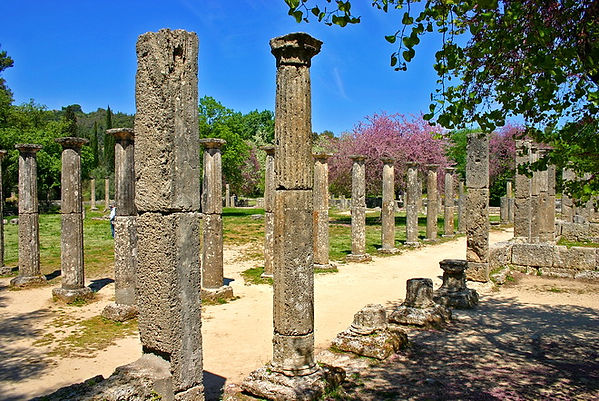 ANCIENT OLYMPIA TOUR