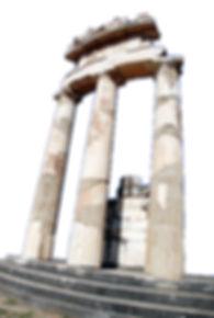 Tour in Delphi /Athena Tholos