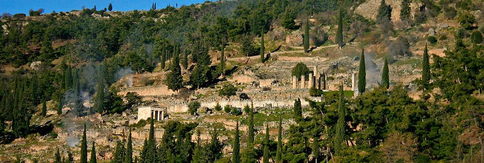 Tour in Delphi