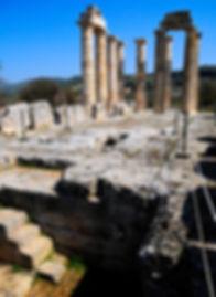 Private tour in Nemea-Zeus Temple