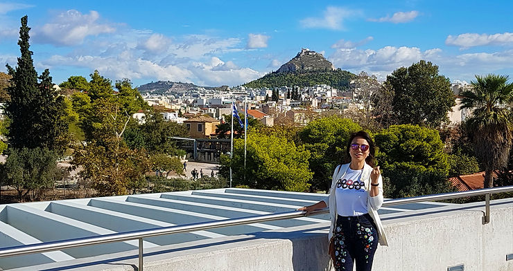 Athens half/ full day tour