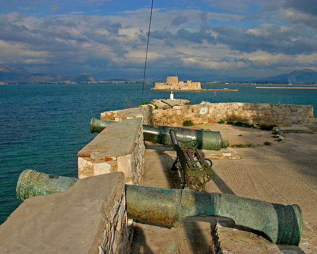Private Tour to Nafplion, Olympia