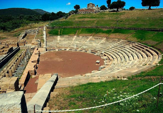Ancient Messene Theater