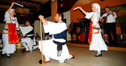 GREEK DANCE NIGHT