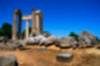 Private tour in Nemea-Zeus Temple