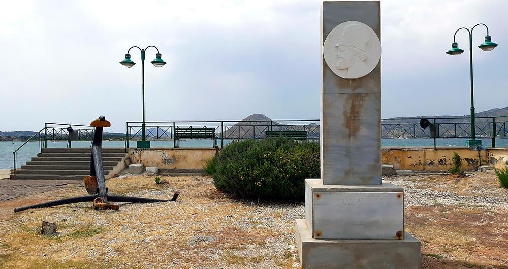 Salamis Battle Monument