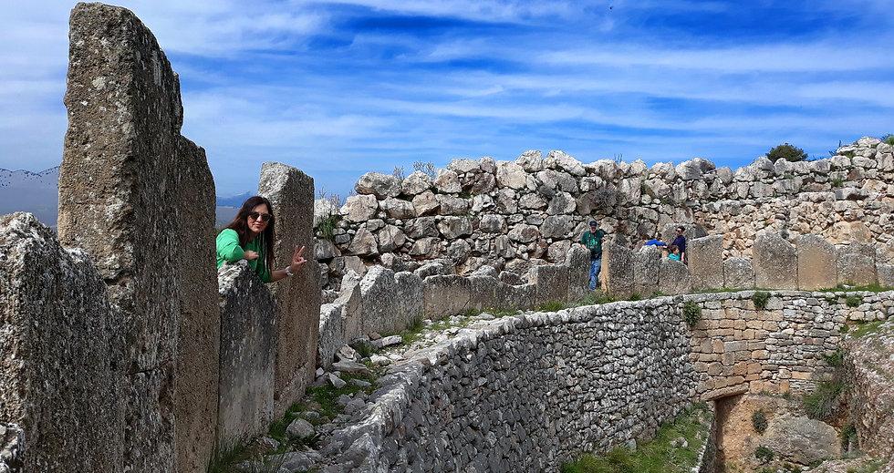 Mycenae Grave Cyrcle A