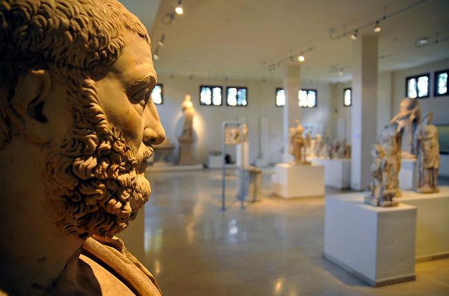 ARISTOTLE DION MUSEUM