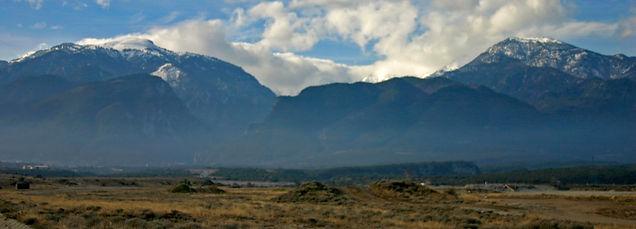 MOUNT OLYMPUS TOUR