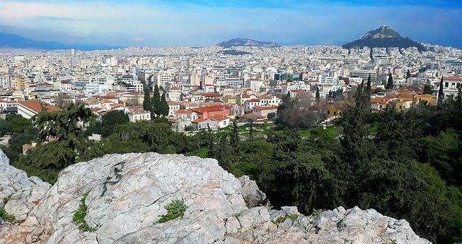 Athens & Corinth tour