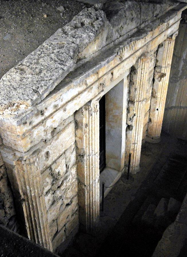 MACEDONIA AEGAE