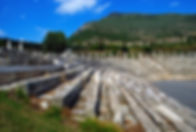ANCIENT MESSENE STADIUM