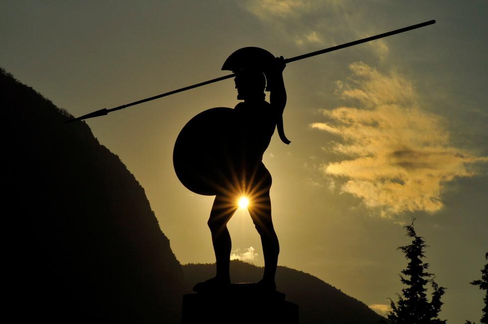 Marathon Thermopylae tour