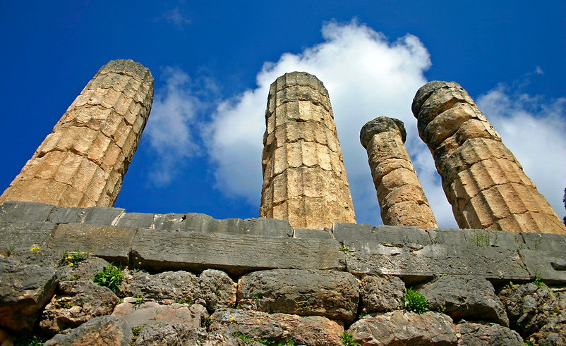 Private tour Delphi