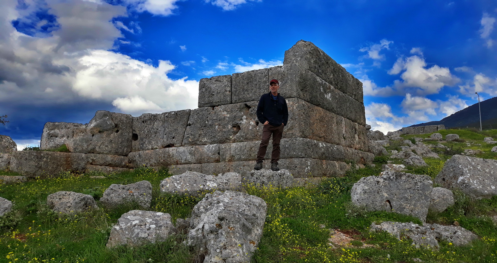 PLATAEA ANCIENT WALLS
