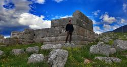 PLATAEA ANCIENT WALLS