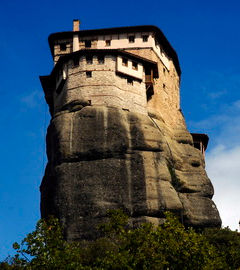 Private tour in Meteora