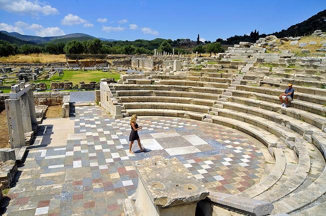 Ancient Messene Tour