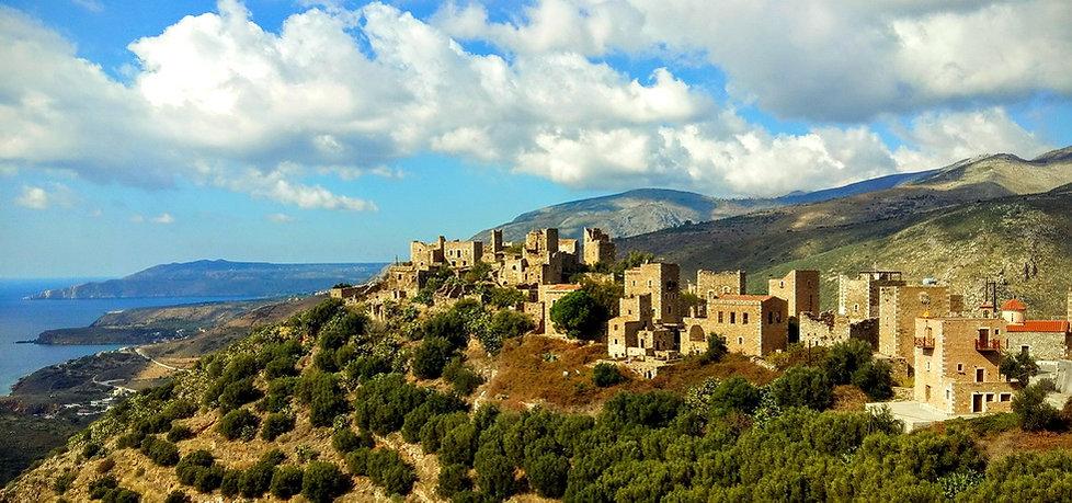 Private tour Peloponnese