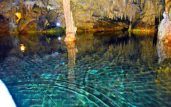 CAVE LAKES