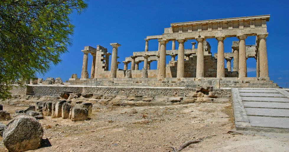 AEGINA-APHAIA TEMPLE