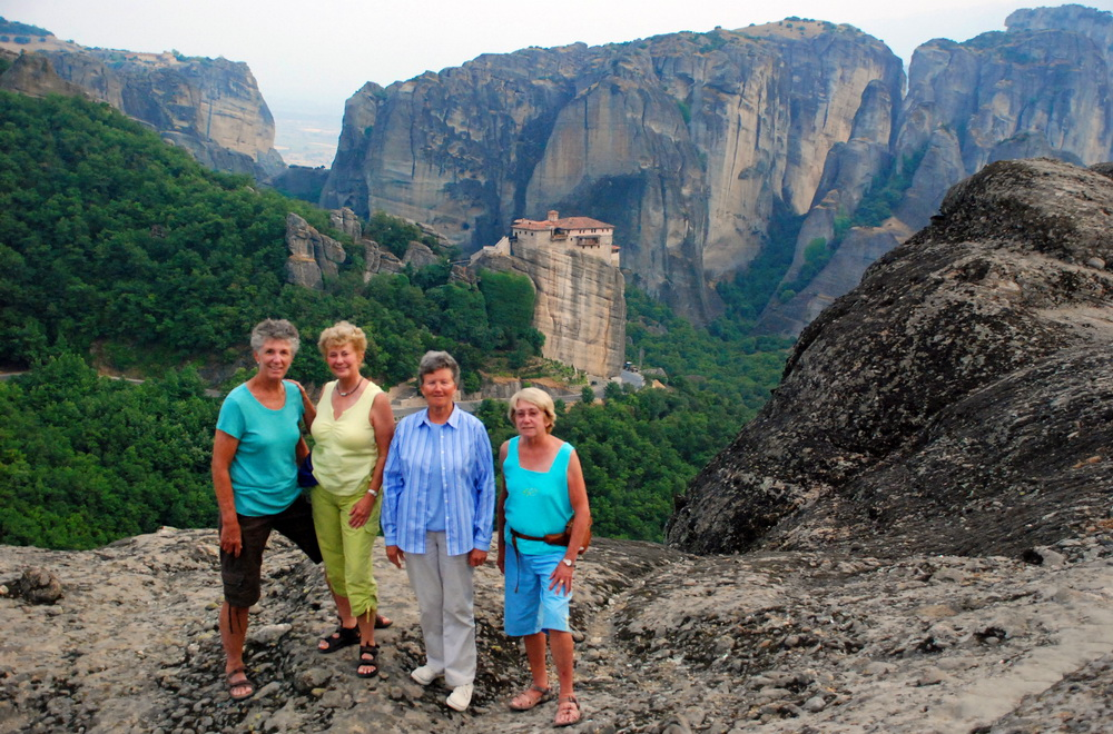 GREECE PRIVATE TOUR METEORA