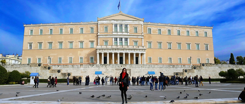 Athens Guide / Parliament