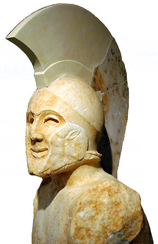 Tour in Sparta