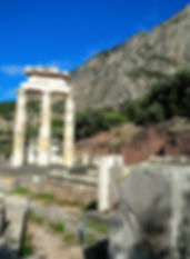 Classical tour in Greece