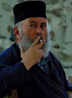 Pelion Tour - Local Priest